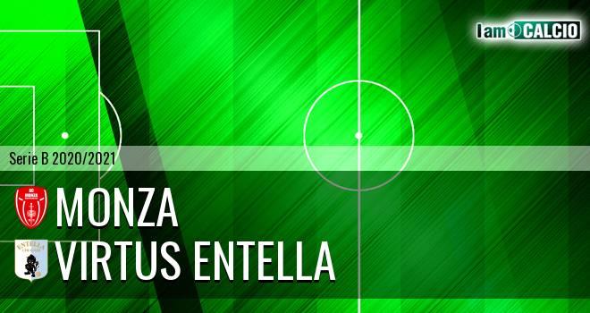 Monza - Virtus Entella