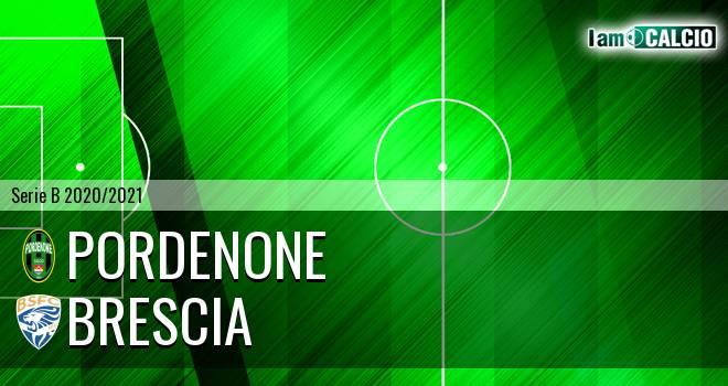 Pordenone - Brescia