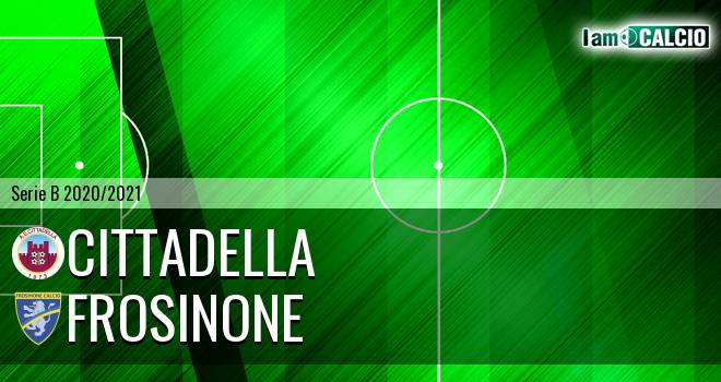 Cittadella - Frosinone
