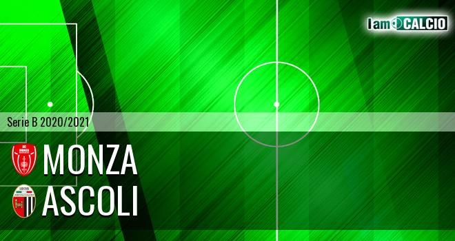 Monza - Ascoli