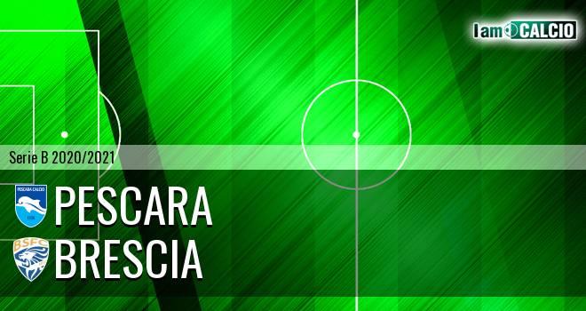 Pescara - Brescia