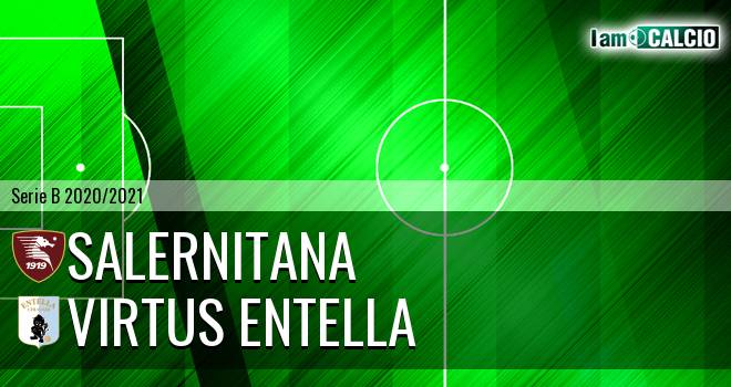 Salernitana - Virtus Entella