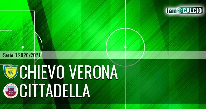 Chievo Verona - Cittadella