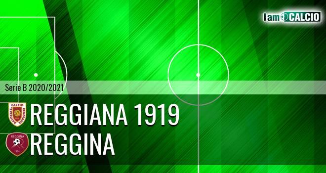 Reggiana 1919 - Reggina