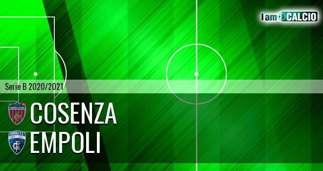 Cosenza - Empoli