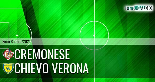 Cremonese - Chievo Verona