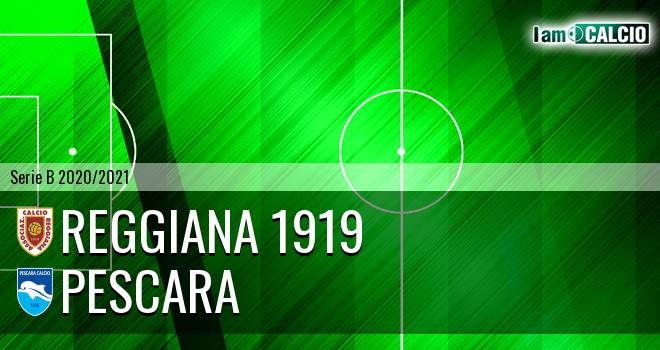 Reggiana 1919 - Pescara
