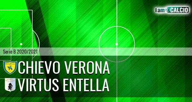 Chievo Verona - Virtus Entella