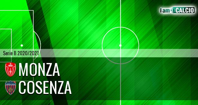 Monza - Cosenza