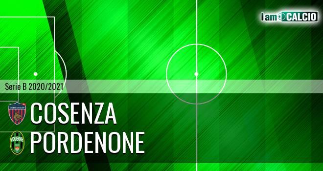 Cosenza - Pordenone