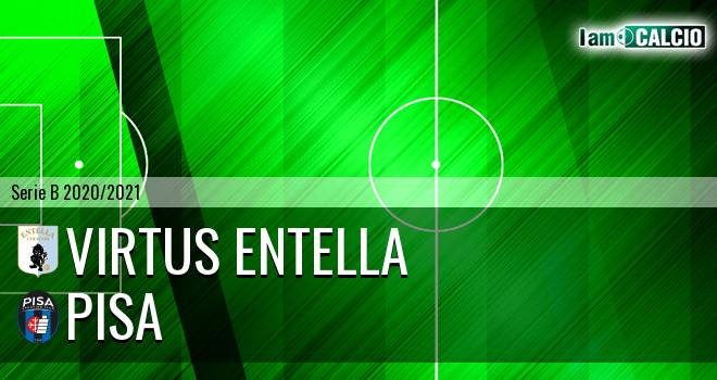 Virtus Entella - Pisa