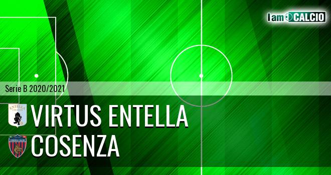 Virtus Entella - Cosenza