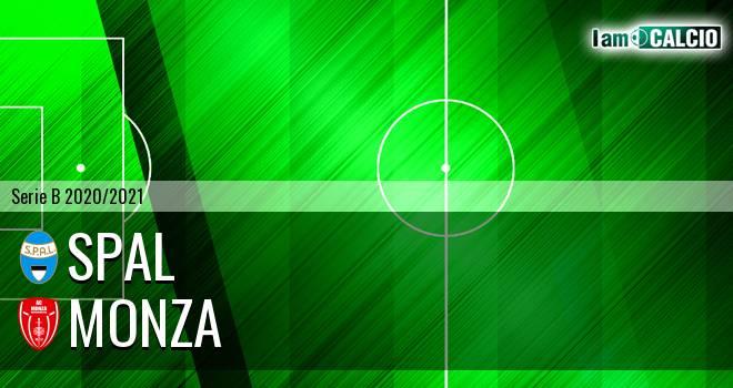 Spal - Monza
