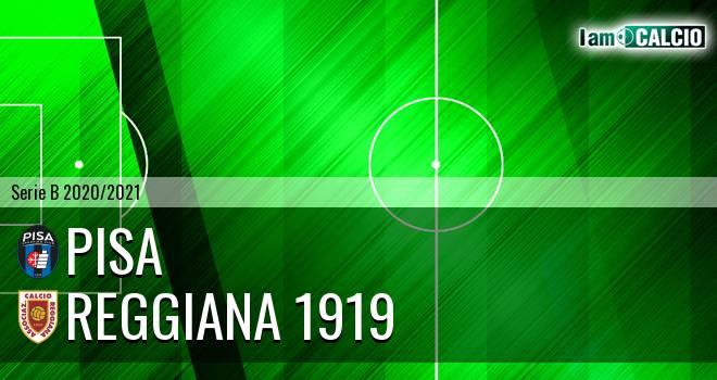 Pisa - Reggiana 1919