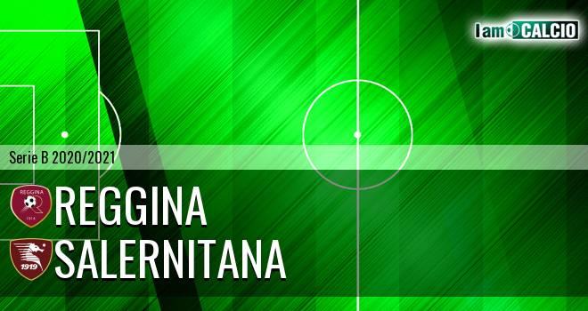 Reggina - Salernitana