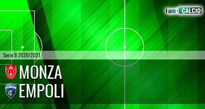 Monza - Empoli