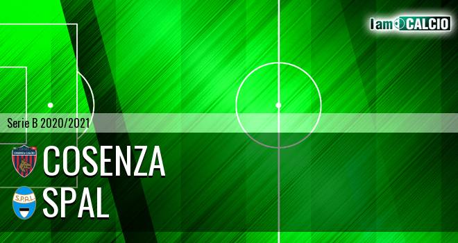Cosenza - Spal