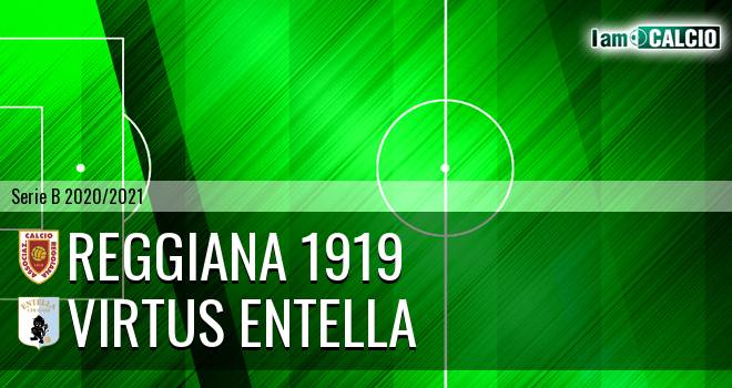 Reggiana 1919 - Virtus Entella