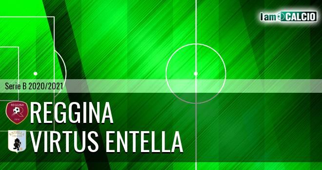 Reggina - Virtus Entella