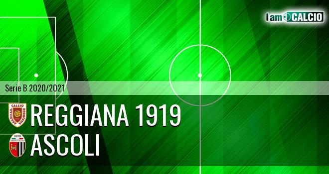 Reggiana 1919 - Ascoli