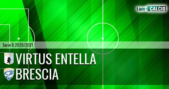 Virtus Entella - Brescia