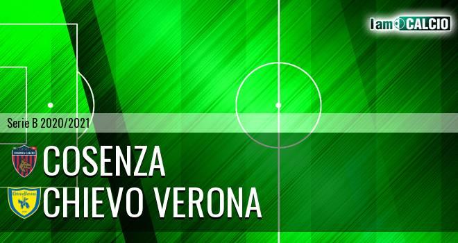 Cosenza - Chievo Verona