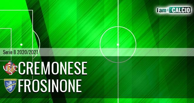 Cremonese - Frosinone