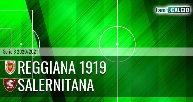 Reggiana 1919 - Salernitana