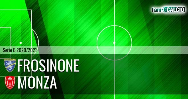Frosinone - Monza