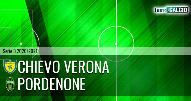 Chievo Verona - Pordenone