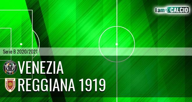 Venezia - Reggiana 1919