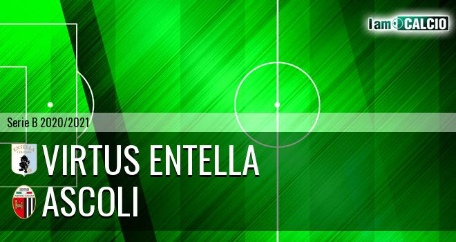 Virtus Entella - Ascoli