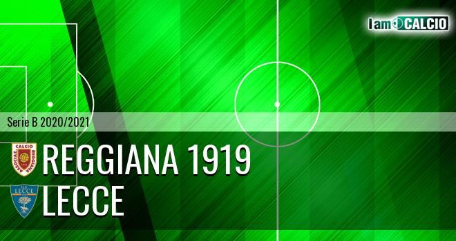 Reggiana 1919 - Lecce