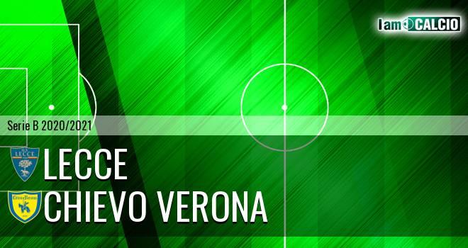 Lecce - Chievo Verona