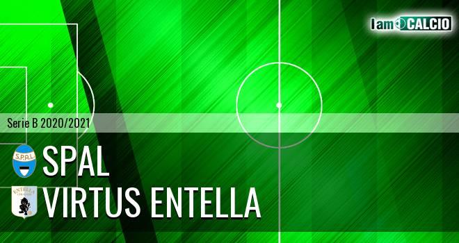 Spal - Virtus Entella