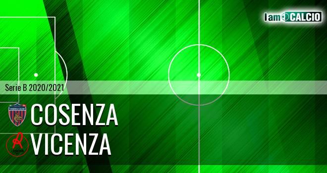 Cosenza - Vicenza
