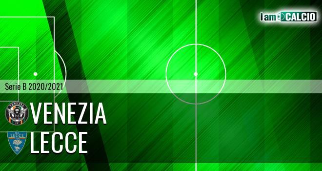 Venezia - Lecce 2-3. Cronaca Diretta 16/03/2021