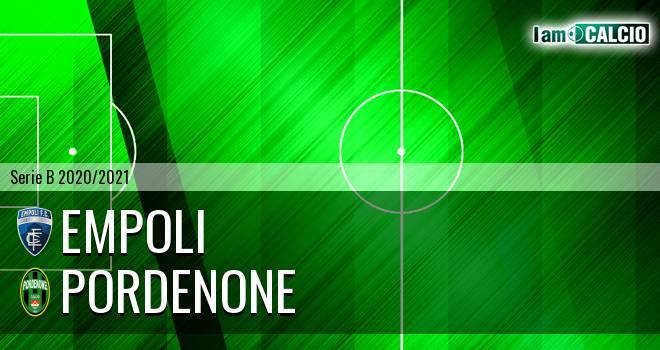 Empoli - Pordenone