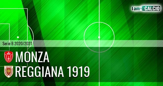 Monza - Reggiana 1919