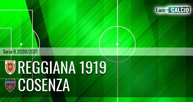 Reggiana 1919 - Cosenza