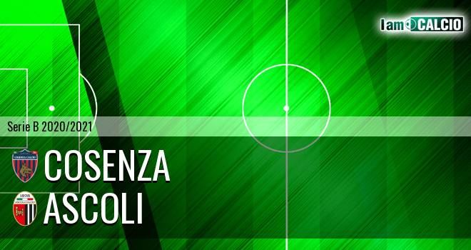 Cosenza - Ascoli