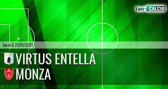 Virtus Entella - Monza