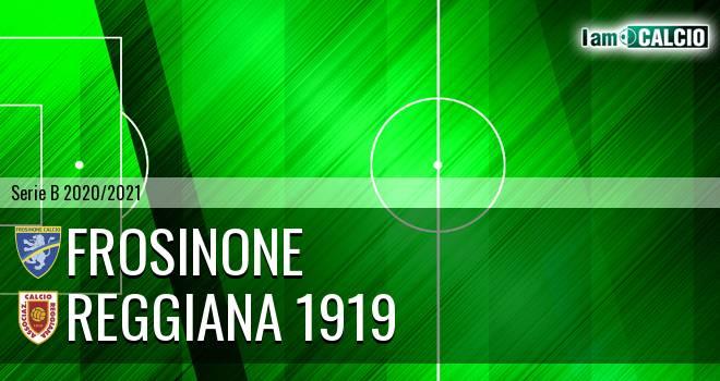 Frosinone - Reggiana 1919