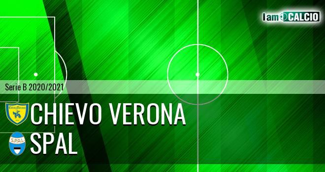 Chievo Verona - Spal