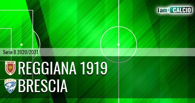 Reggiana 1919 - Brescia