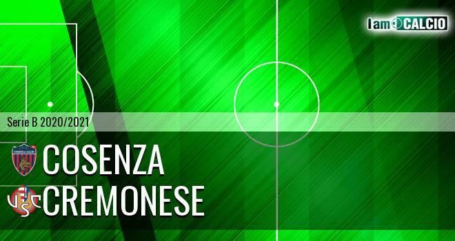 Cosenza - Cremonese