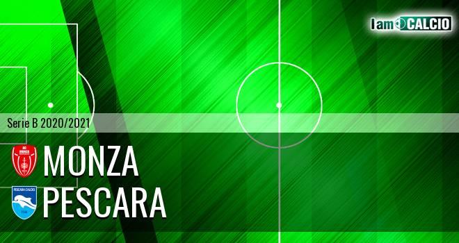 Monza - Pescara