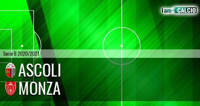 Ascoli - Monza