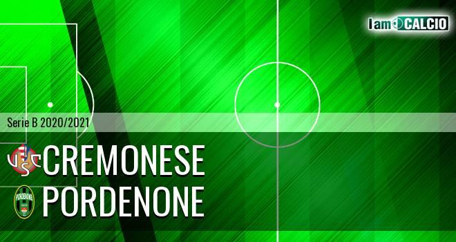 Cremonese - Pordenone