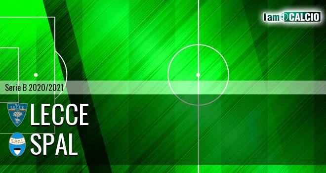 Lecce - Spal 1-2. Cronaca Diretta 10/04/2021